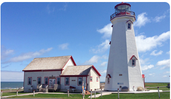 PEI East Point Lighthouse Craft Shop