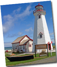 Prince Edward Island Lighthouses